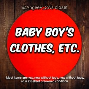 Other - Baby boy's and girl's clothes